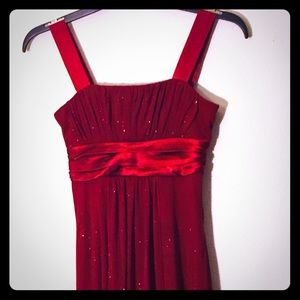 OPEN TO OFFERS!!! Juniors Holiday Dress Size Small